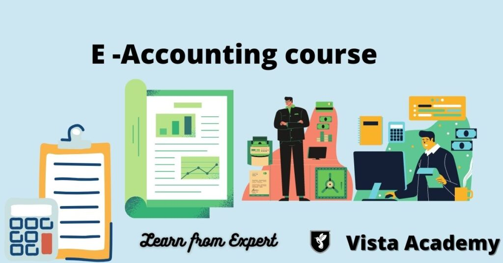 E Accounting course