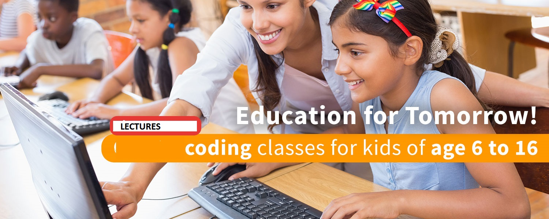 Coding for kids classes in dehradun