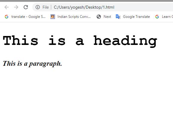 css font formatting 1