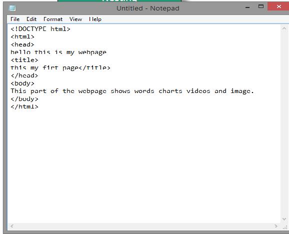 html text editor