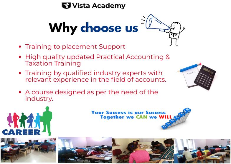 vista accounts classes in Dehradun