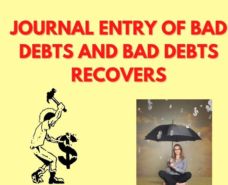 baddebts recover and baddebts