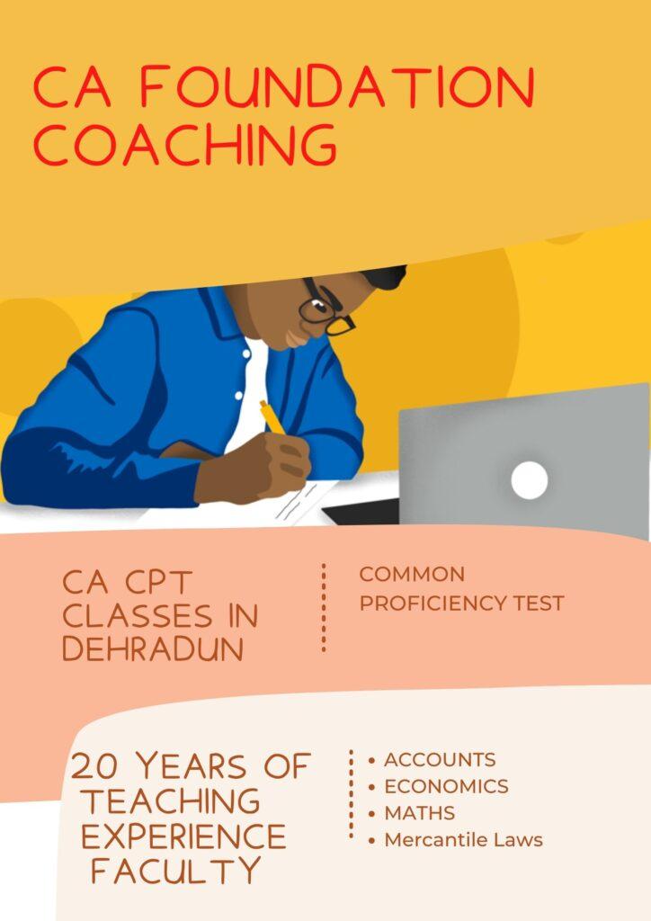 CA CPT COACHING IN DEHRADUN