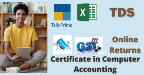Tally Accounting and taxation course in Dehradun