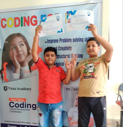coding develop creativity